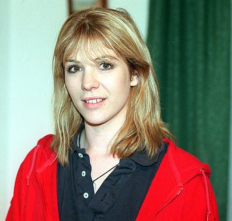 Lisa Gregory (pictured) met Steven in 1996 and they had Luke together a year later. The couple separated the following year