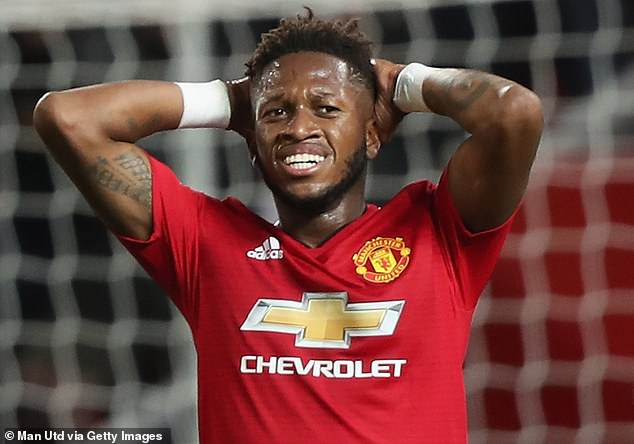 Manchester United signed Fred for £ 52m last summer, but struggled to make his mark