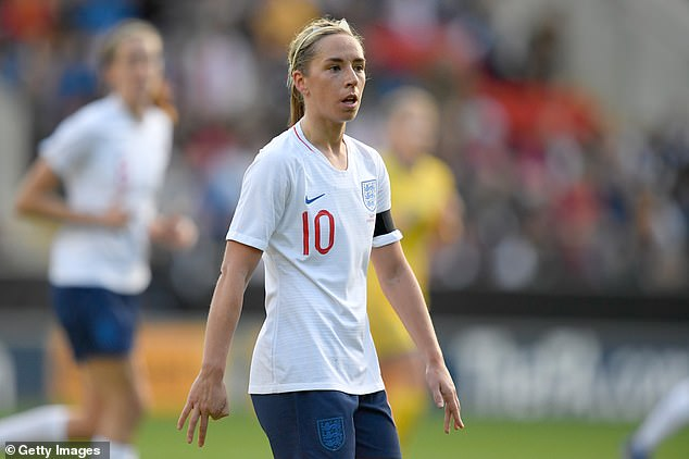 The 25-year-old Nobbs helped England to qualify for the World Cup with an undefeated record