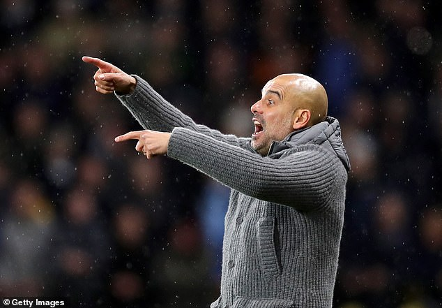 The undefeated city of Guardiola enters the heavyweight clash 10 points from Chelsea