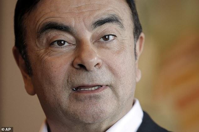 Carlos Ghosn a été arrêté le 19 novembre, accusé d'avoir sous-déclaré son salaire de plusieurs millions de dollars sur cinq ans, ce qu'il nie. Depuis son arrêt de choc, il a été retiré des panneaux de Nissan et de Mitsubishi Motors. [File photo]