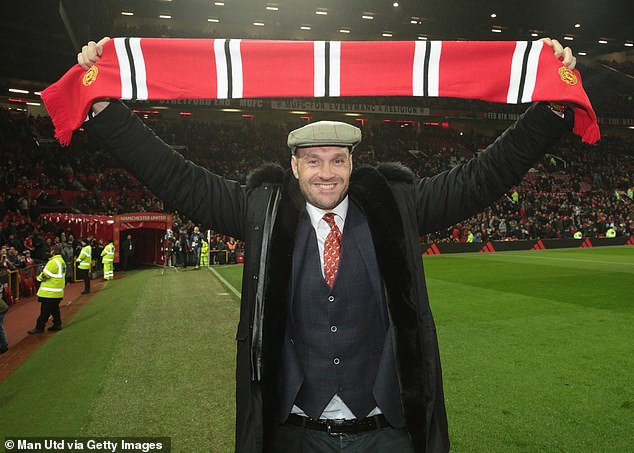 Now he can enjoy managerial posts at Manchester United whenever the mood brings him