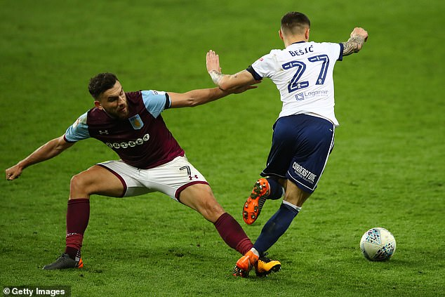 Snodgrass spent last season on loan to Aston Villa and struggled to maintain his ideal weight