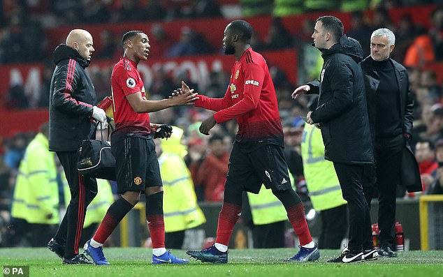 The Belgium striker has appeared off the bench in four of his last six appearances for United
