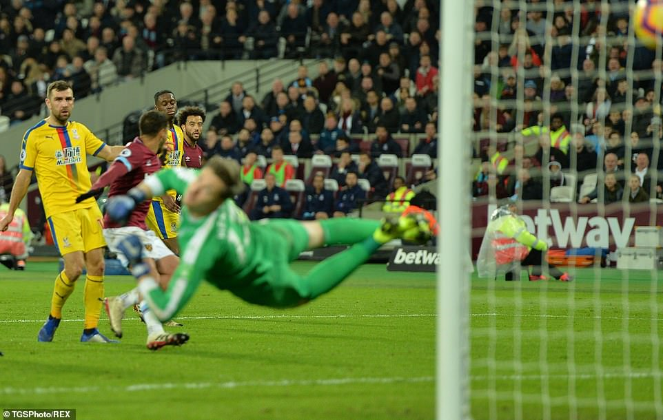 Palace will feel hard as there was little they could do for the high quality goals they conceded