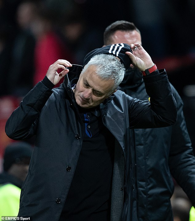 Mourinho's decision to leave Pogba out of his side have been vindicated during recent games