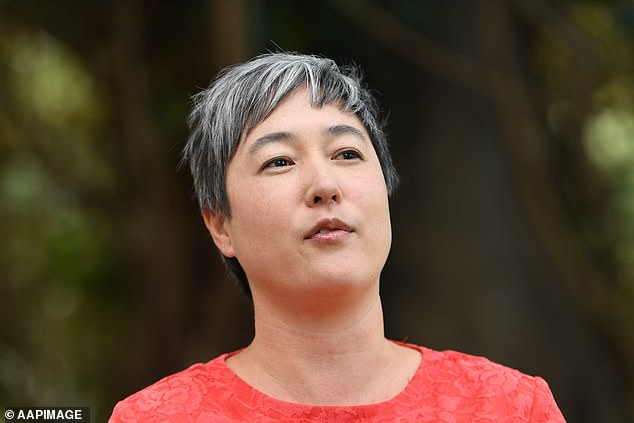 Mr Buckingham has been the subject of a 2011 sexual harassment allegation, and factional rival Jenny Leong called on him to resign last month