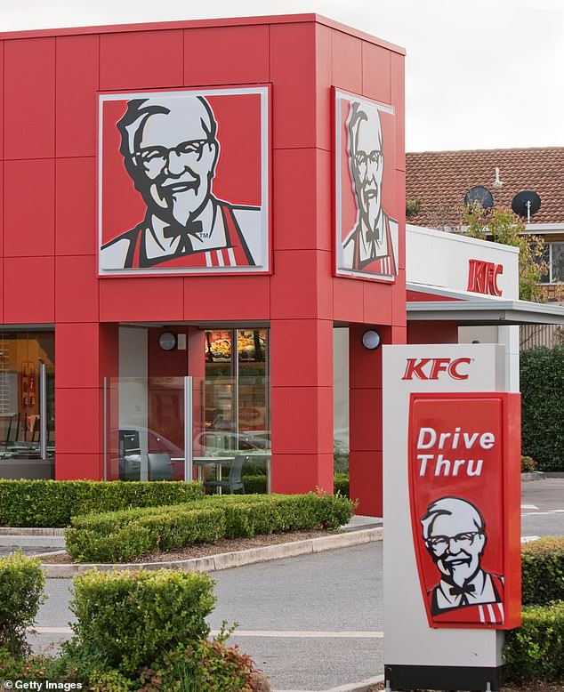 When asked if KFC had addressed the issue, she said nothing had been done about it up to now