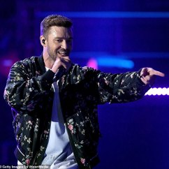Chair Exercise Justin Timberlake Ball Office Reviews Releases New Tour Schedule After Canceling Shows Bringing Sexy Back Next Year Has Released A Full Itinerary Of