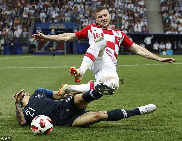 The final between France and Croatia attracted 1.12 billion viewers, FIFA said on Friday