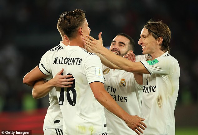 Real Madrid became the most successful team in the Club World Cup after winning fourth title