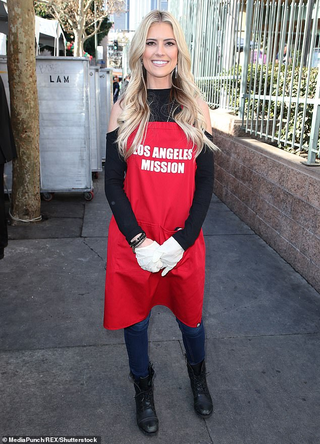 Christina El Moussa Adopts New Husband Ant Ansteads Last