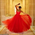 Check out this stunning dress Priyanka Chopra wore to her wedding reception