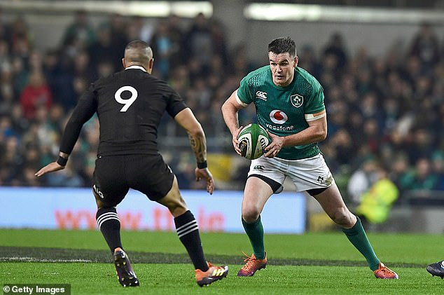 Jonny Sexton is in his prime and is in the right place to lead Ireland to World Cup glory