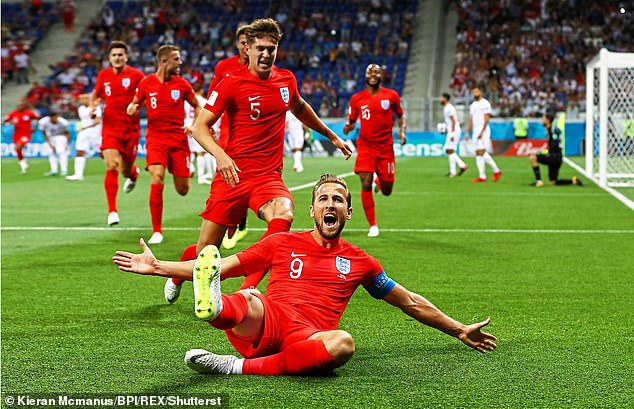 A triumphant summer saw England reach the semi-finals of the 2018 World Cup in Russia