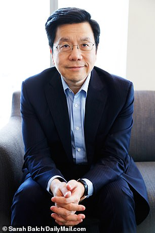 'AI is powerful and adaptable, but it can't do everything that humans do' Kai-Fu Lee told Dailymail.com