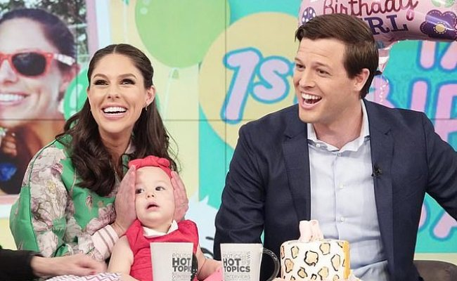 Abby Huntsman Announces She Is Expecting Twins Just 13