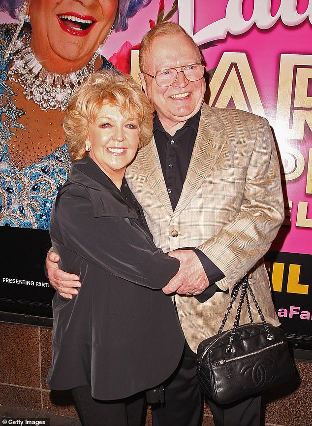 Legends: Boasting nearly sixty years in the entertainment industry, the showbiz power couple are fighting fit after battling through a series of health problems