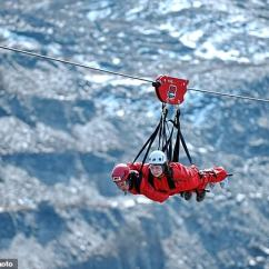 4 Man Zip Wire Wales Network Security Architecture Diagram Lloyds Flies In To Make Welsh Pioneer A Millionaire This Wired Penrhyn Has The World S Fastest