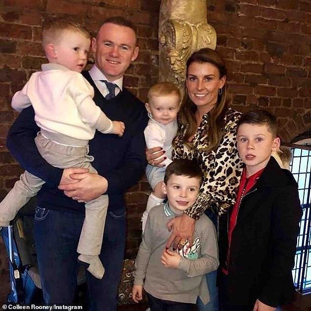 Le footballeur Wayne Rooney arrêté aux Etats-Unis-Photos