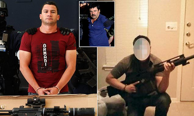 El Chapo Hitman Had A Soundproof Murder Room With Drains On The Floor For Quick Clean Ups