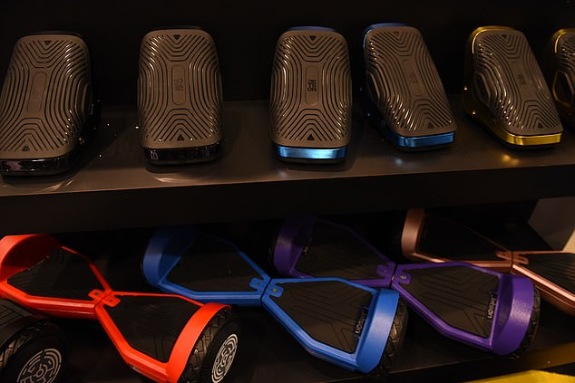 Motokicks aren't the first hovershoes to hit the market - Segway released its own self-balancing skates earlier this year. But Jetson's hovershoes still manage to stand out