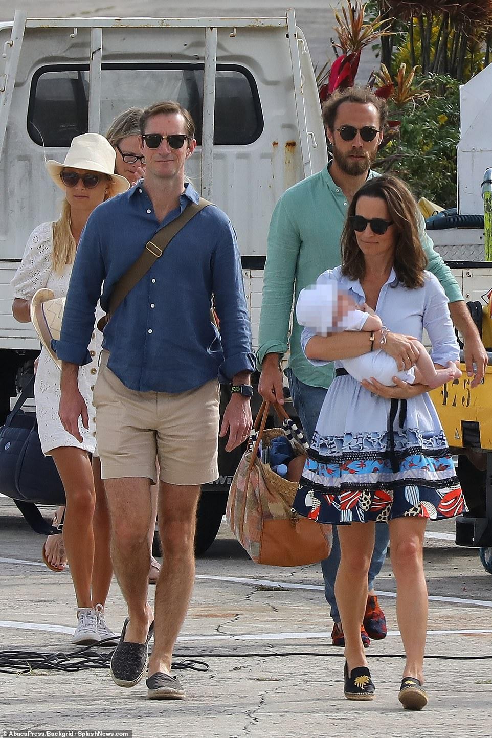 Pippa Middleton Ha nacido su primer hijo Arthur Michael William Matthews  Pgina 176