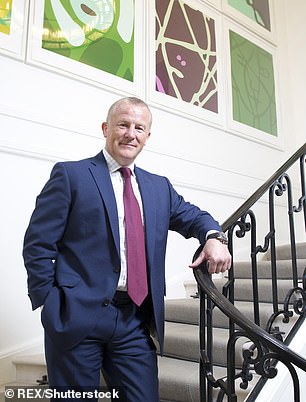 Neil Woodford kept his spot on Hargreaves Lansdown's newly slimmed down Wealth 50