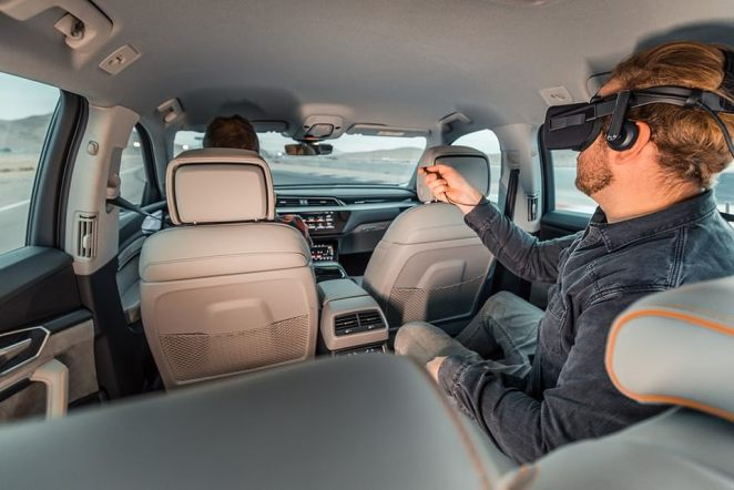 Audi's Holoride took the wraps off its first VR game for cars, called Marvel's Avengers: Rocket's Rescue Run. In it, players are tasked with joining Iron Man and Rocket to defeat Thanos