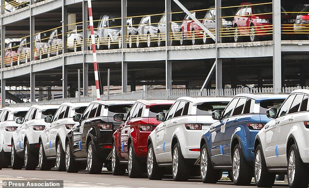 Car giant Jaguar Land Rover will today reveal 5,000 job cuts in the UK - more than ten per cent of its total UK workforce
