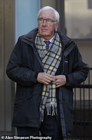 John Rea (pictured) says that all sorts of abuse could have happened at the charity