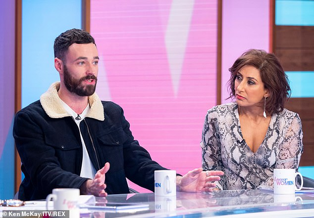 Single: Revealing his addictions affected his relationship, Sean continued: 'I had to leave the relationship I was in, I wasn't looking after my ex's needs'
