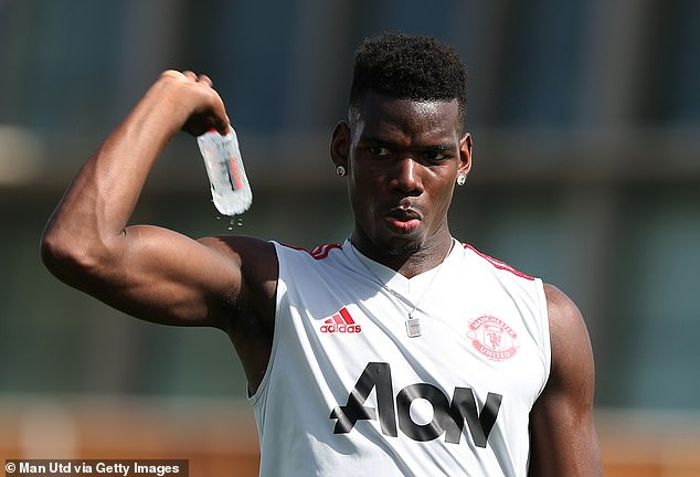 Solskjaer confirmed that Paul Pogba will be available after recovering from a leg injury