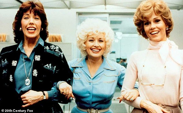 Stars: The original film starred Lily, Dolly and Jane Fonda
