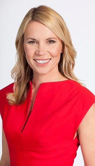 The mother-of-two became BBC North West's weather presenter in 1994 until her death