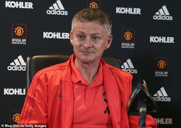 Solskjaer has won his first five games as interim manager of Manchester United