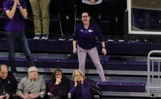Northwestern Student Dubbed The Shrieker Asked To Stop
