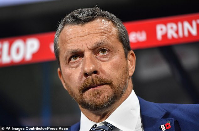 Former Fulham boss Slavisa Jokanovic is one of the favorites to take over as manager