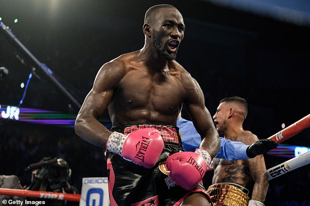 The 32-year-old Brit is expected to face pound-for-pound star Crawford in New York