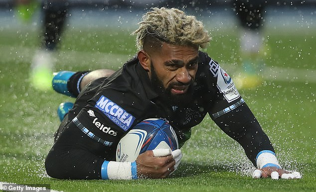 Matwalu is in his second spell with the Warriors and also played for Bath and Exeter Chiefs