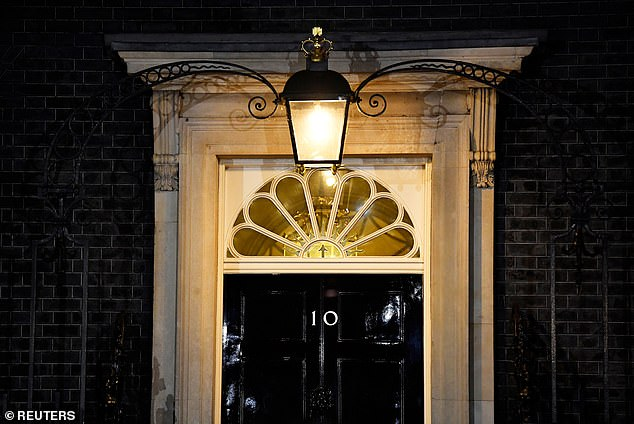 The name Alex Dawson is probably unfamiliar to most Mail readers. Until recently, he¿s been a member of Downing Street¿s backroom staff as Theresa May¿s political director [File photo]
