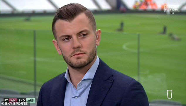 Wounded West Ham star Jack Wilshere was in the studio and he agrees with Redknapp