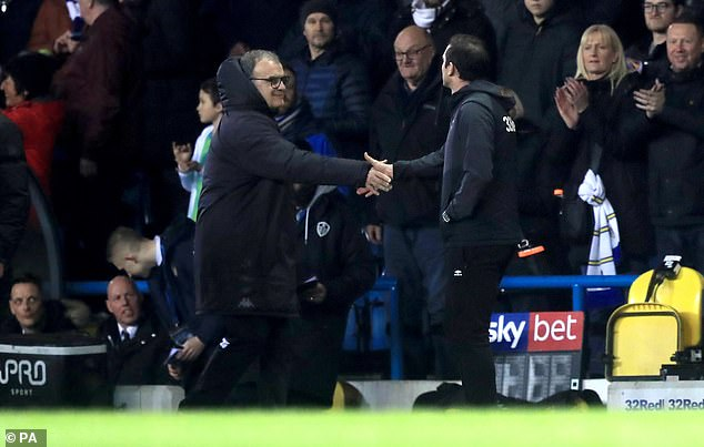 """Marcelo Bielsa has been criticized for his role in the """"spygate"""" controversy around Leeds"""