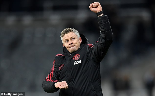 Ole Gunnar Solskjaer has yet to taste defeat as interim manager of Manchester United