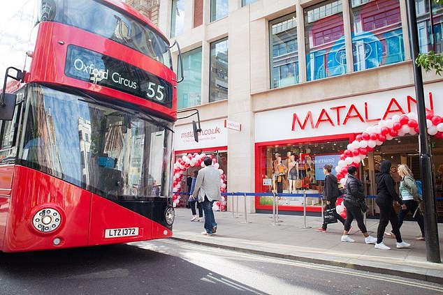 Matalan's boss Jason Hargreaves insisted that the company's strategy & # 39; clearly works & # 39;