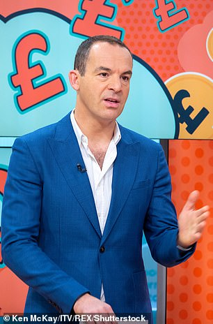 Money-saving expert Martin Lewis, pictured, who has directly appealed to Ryanair to make a 'nicer airline' a # 39; to be