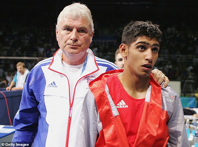 He reminisces about winning world titles and the silver medal at the Athens Olympics in 2004