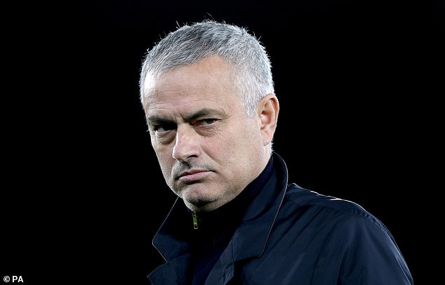 Former Porto and Manchester United coach Jose Mourinho had been one of the names linked