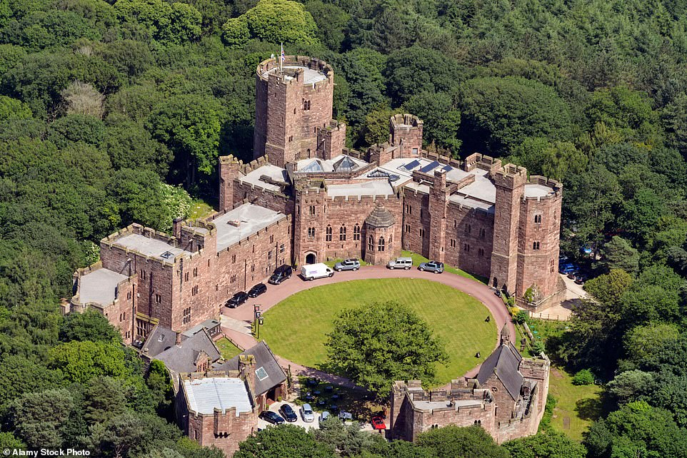 Fans of the book The Worst Witch by Jill Murphy would enjoy a visit to Peckforton Castle in Cheshire, where scenes for the BBC drama of the same name was filmed