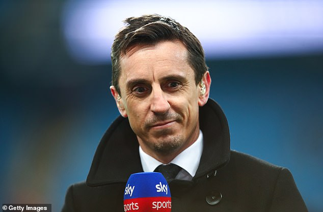 The Sky Sports pundit feels player power could see his exit confirmed as pressure mounts